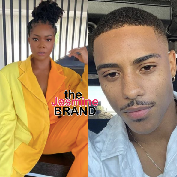 Gabrielle Union & Keith Powers To Play Love Interests In New Netflix Movie, Union Will Also Produce