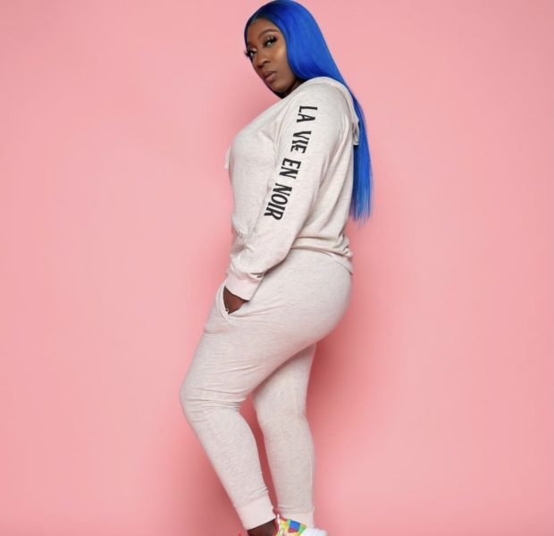 EXCLUSIVE: Reality TV Star & DanceHall Artist Spice Launches New Athleisure Line