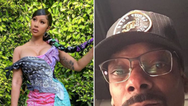 Snoop Dogg Disagrees With Cardi B's Song, 'WAP': Let's have some intimacy where he wants to find out as opposed to you telling him.