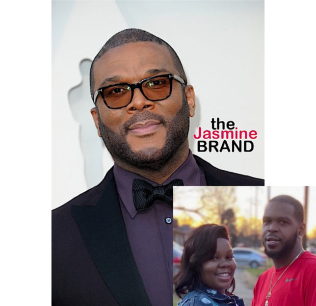 Tyler Perry Donates $100,000 To Legal Defense Fund For Breonna Taylor's Boyfriend, Kenneth Walker