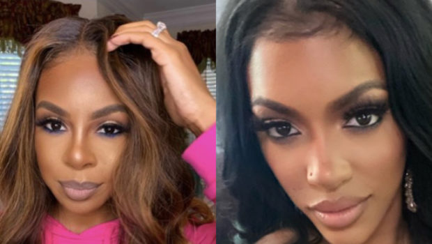 Real Housewives Of Potomac's Candiace Dillard Slams Porsha Williams: She Should Be Careful About The Lies That She Tells