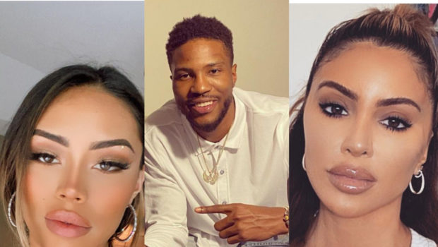 NBA Player Malik Beasley's Wife Montana Yao Files For Divorce Amid Larsa Pippen Controversey