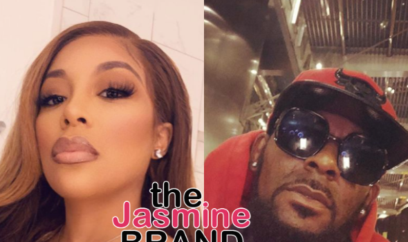 K. Michelle Says 'It Hurts' Making Music Without R. Kelly: I Took Days Of Learning For Granted Without Knowing This Would Happen To Him