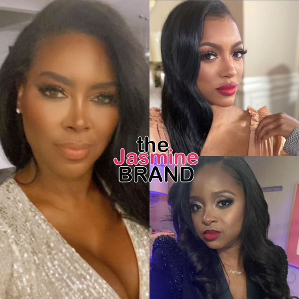 Porsha Williams & Activist Tamika Mallory React To Kenya Moore Accusing Them Of Getting Arrested On Purpose: I Will NOT Be Shading Anyone Over Black Lives Matter