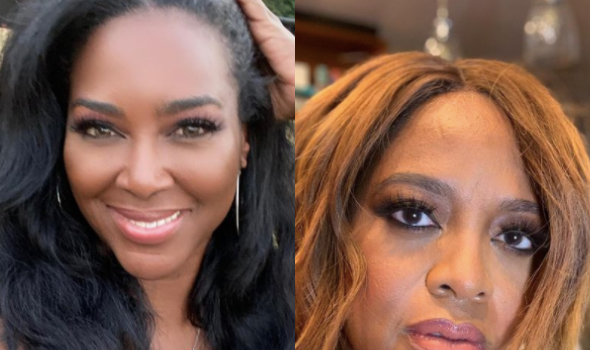 Kenya Moore Shades 'Arrogrant' Sherri Shepherd, She Responds: I Wish Kendra Could Pay Me To Care Like She Paid Those Dudes To Be Her Boyfriend