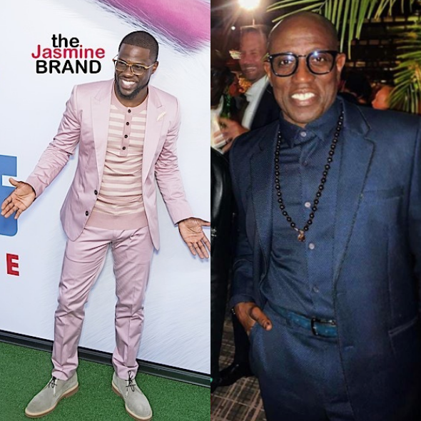 Kevin Hart & Wesley Snipes To Star In Netflix Limited Drama 'True Story'