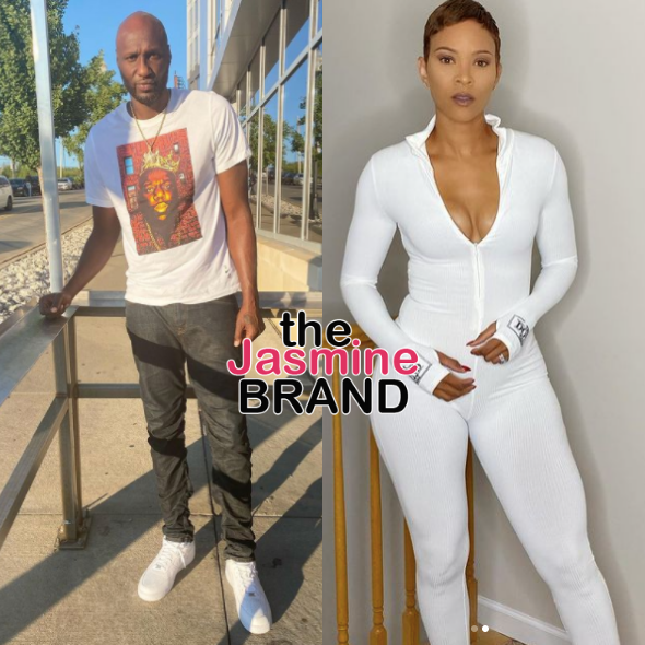 Lamar Odom's Ex-Fiancée Sabrina Parr Promotes Reality Show About Relationship Despite Their Recent Breakup