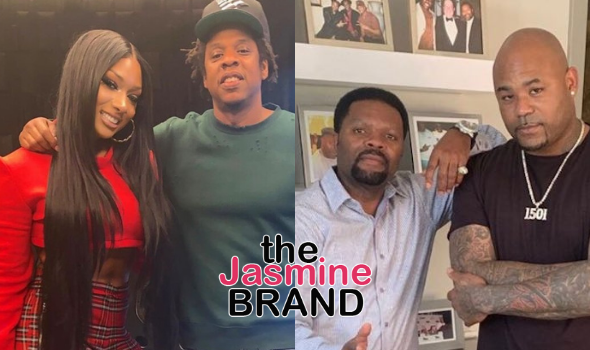 Megan Thee Stallion's Deal With 1501 Could Be Settled With Roc Nation Soon, J. Prince Says