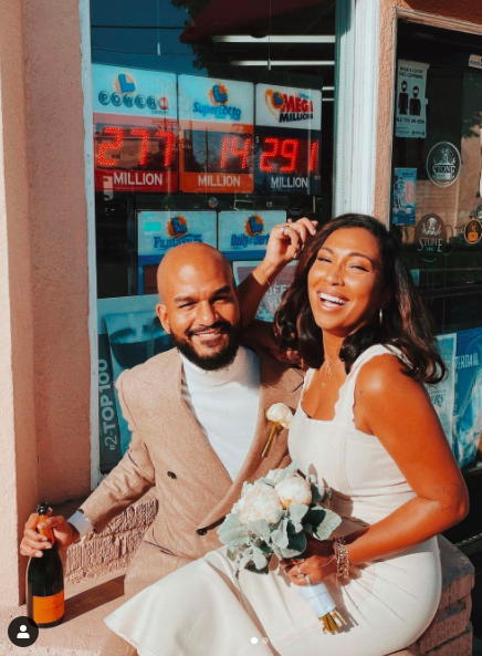 Singer Melanie Fiona Ties The Knot After Postponing Her Wedding 3 Times Because Of Coronavirus