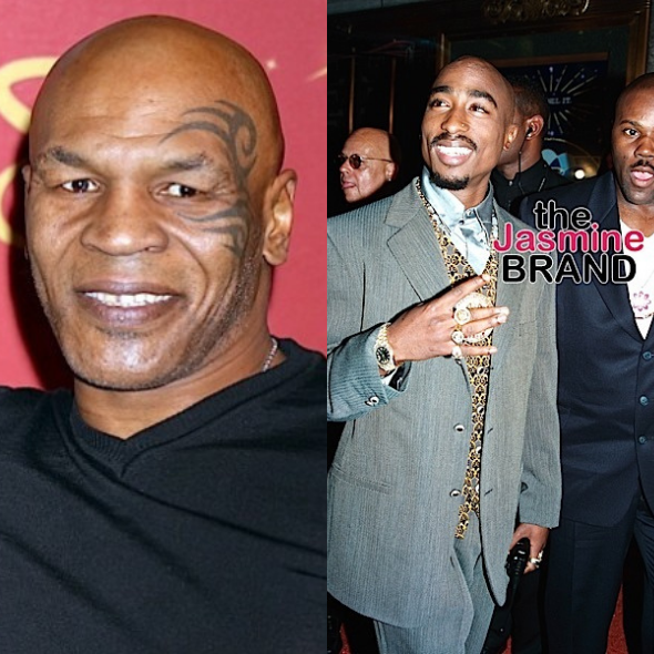 Mike Tyson Feels Guilty For Tupac Getting Killed: I Pressured Him To Come To The Fight