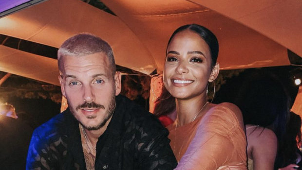 Christina Milian & Matt Pokora Reportedly Married 1 Day Before Announcing Second Pregnancy