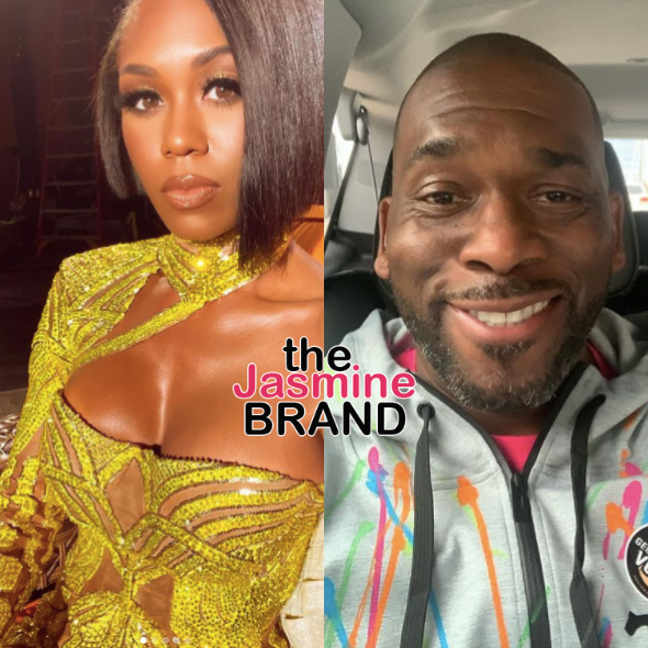 Pastor Jamal Bryant Sends Monique Samuels Of 'Real Housewives Of Potomac' A Cease & Desist Letter