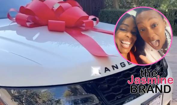 Niecy Nash Gifts Wife With Brand New Range Rover