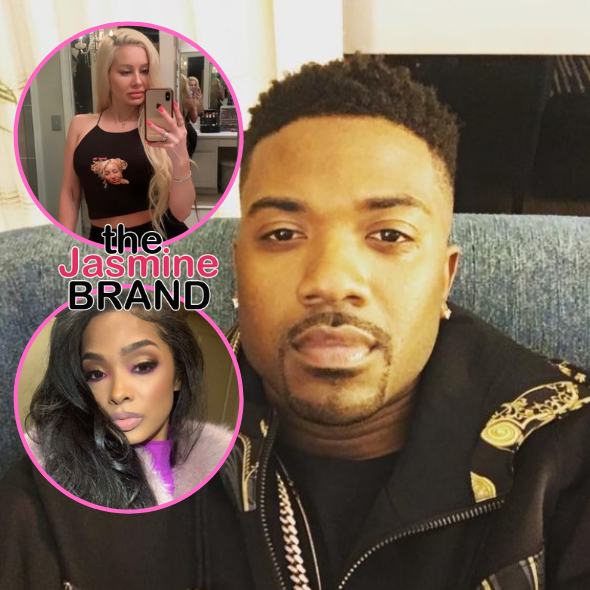 Ray J Seen Getting Flirty With 'Bad Girls Club' Star Sarah Oliver,  Amid Divorce Drama With Princess Love [WATCH]