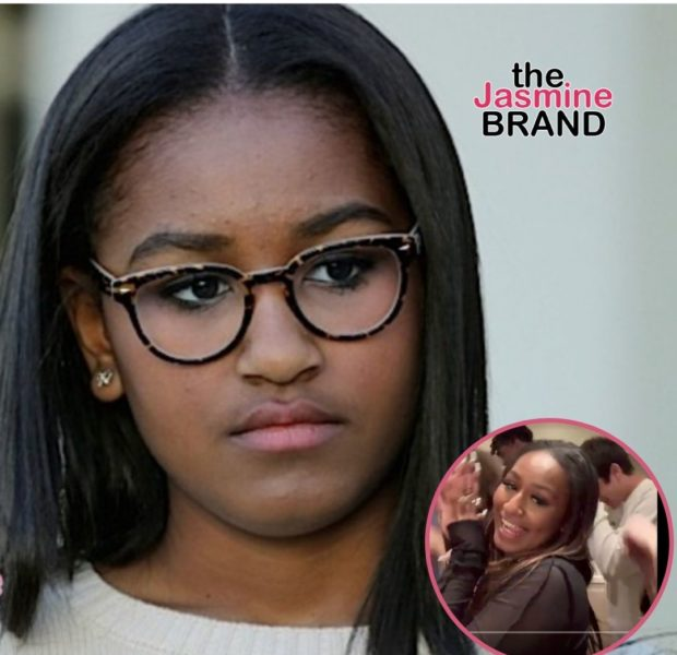 Sasha Obama Goes Viral After Video Surfaces Of Her Doing A Popular Dance With Her Friends