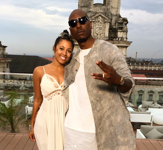Tyrese Shares Intimate Message To His Estranged Wife After Announcing Their Divorce: I Am A Better Man Of God, Friend & Father Because Of You