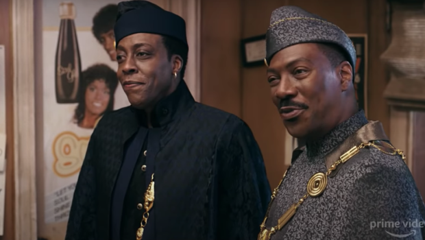 'Coming 2 America' Releases Official Trailer [WATCH]
