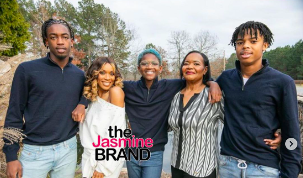 Dwayne Wade's Ex-wife, Siohvaughn Funches, Alludes To A Long-Awaited Reunion With Their Son & Daughter