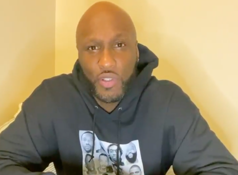 Lamar Odom Grieves Loss Of Father: We Had Our Differences, But I Knew He Loved Me [CONDOLENCES]