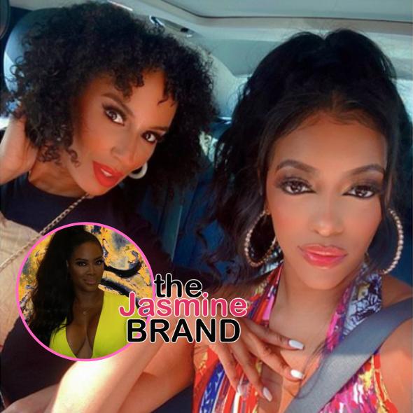 Porsha Williams & Tanya Sam Are No Longer Friends After RHOA Stripper Scandal, According To Kenya Moore