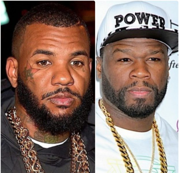 The Game Says The Only Person He Would Do A Verzuz With Is 50 Cent