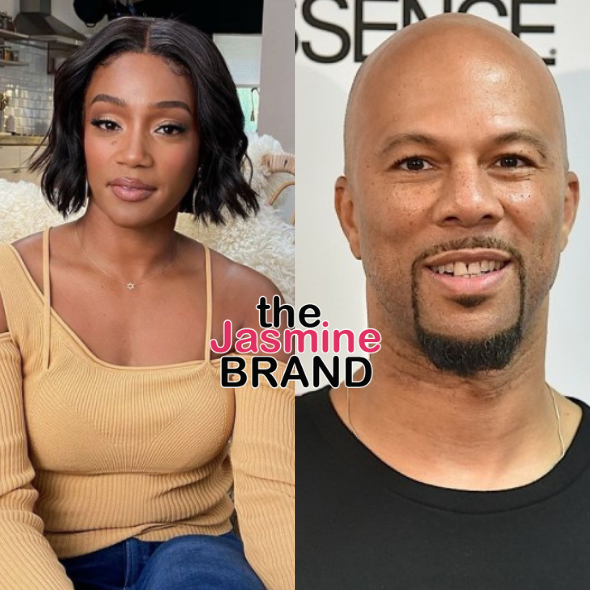 Tiffany Haddish Says Common Is Her 'First Relationship With Somebody Who's Not Trying To Make Me Turn My Light Out'