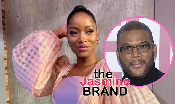 Keke Palmer Recalls Tyler Perry's Offer To Pay For A Dermatologist For Her 'Traumatic' Skin