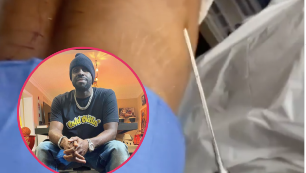 DJ Funkmaster Flex Reveals He's Had Cosmetic Surgery To Remove Stomach And Back Fat