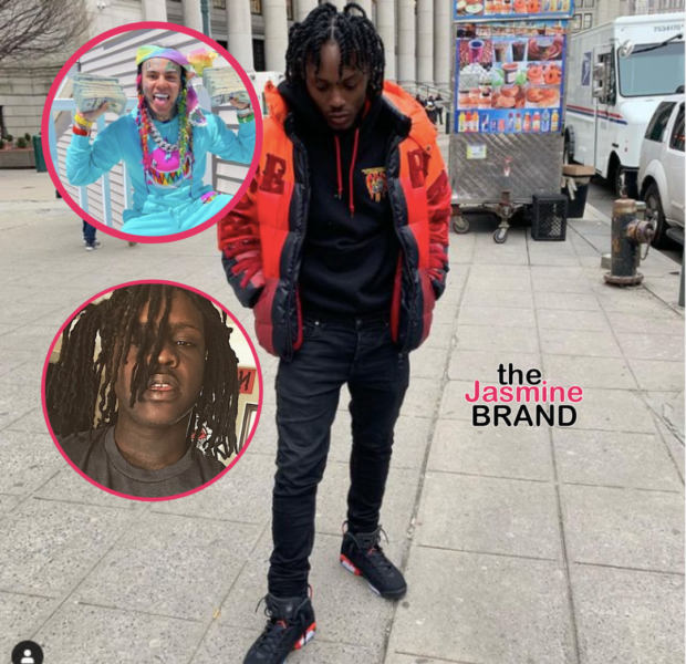 Tekashi69's Associate, Kooda B, Sentenced To 54 Months For 2018 Chief Keef Shooting Incident