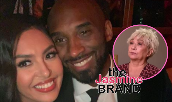 Vanessa Bryant Wants Judge To Dismiss Her Mother's Claims That Kobe Bryant Promised To Take Care Of Her For The Rest Of Her Life