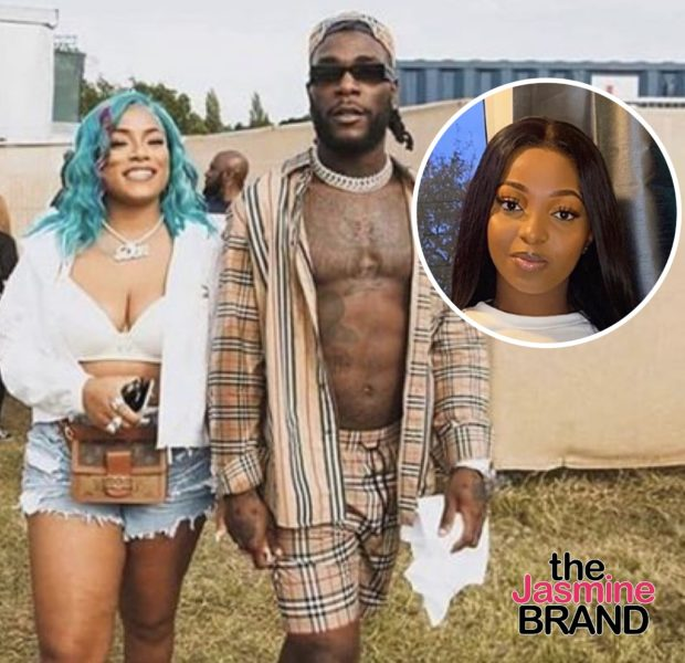 Burna Boy Blasted For Allegedly Cheating On Girlfriend Stefflon Don With His Ex