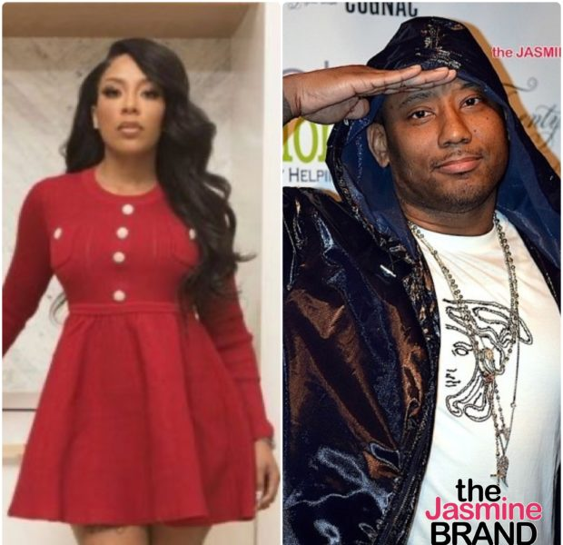 K. Michelle Says She's Suing Maino For Defamation Over Comments He Made About Her Lady Parts