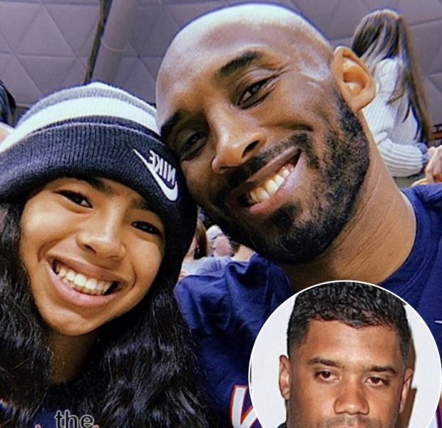 Russell Wilson Pays Tribute To Kobe Bryant & Gigi Bryant [WATCH]
