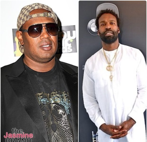 Master P And Former NBA Player Baron Davis In Talks To Buy Reebok For $2.4 Billion Dollars