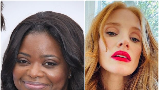 Octavia Spencer Says Jessica Chastain Helped Get Her 5 Times Her Salary For Their Upcoming Movie