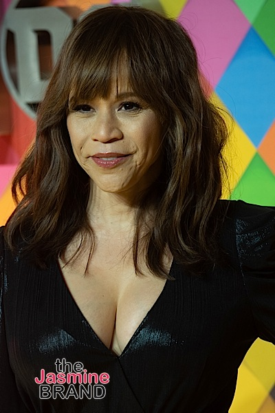 Rosie Perez Says She Hasn't Been Invited To The Oscars Since Her Nomination In 1994: It Hurts