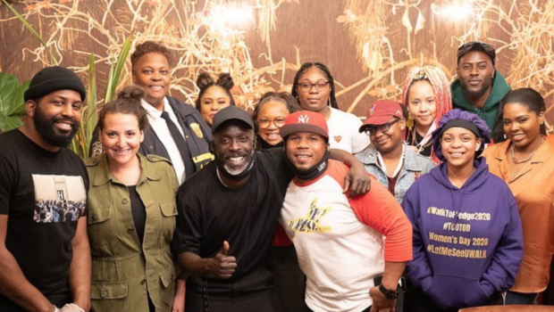 "NYC Together Hosts ""We Build the Block"" Social Justice Dinner: Michael K. Williams, NYPD Chief Judith Harrison, Angela Yee Attend [Photos]"