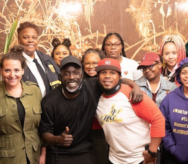"""NYC Together Hosts """"We Build the Block"""" Social Justice Dinner: Michael K. Williams, NYPD Chief Judith Harrison, Angela Yee Attend [Photos]"""