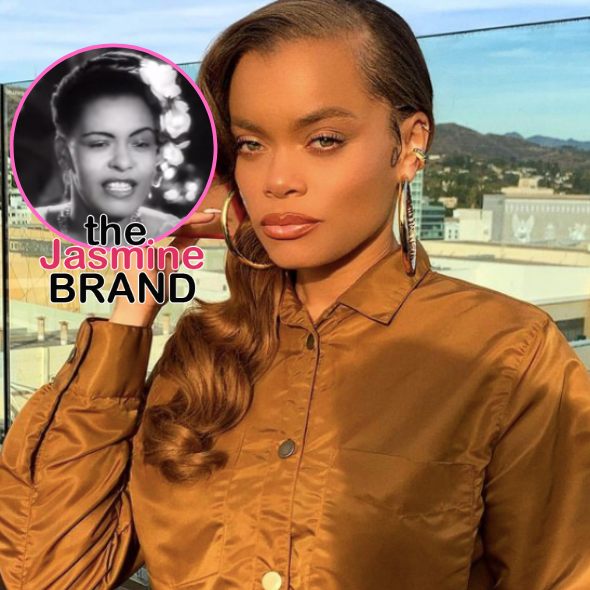 Andra Day Says She Dealt With Porn & Sex Addiction While Filming 'The United States vs. Billie Holiday'