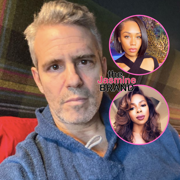 Andy Cohen Admits He Received 'RHOP' Reunion Backlash, Says He Questioned Candiace Dillard More But It Didn't Air