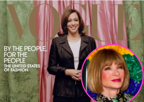 Anna Wintour Breaks Silence On Kamala Harris 'Vogue' Cover Backlash: We Want Nothing But To Celebrate Her Amazing Victory