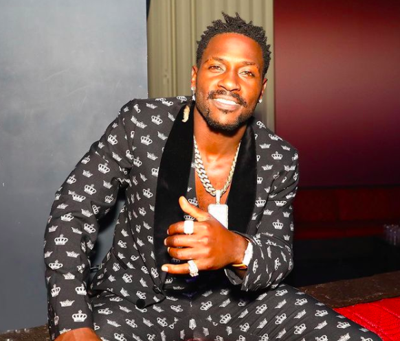 NFL Star Antonio Brown Ordered To Pay Sexual Assault Accuser $100K For Violating Confidentiality Agreement