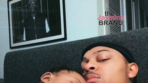 Bow Wow Reveals His Son's Name Is Stone