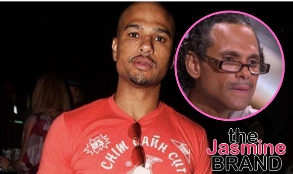 Chico DeBarge Charged With Drug Possession & False Impersonation, Allegedly Pretended To Be Brother James DeBarge During Traffic Stop