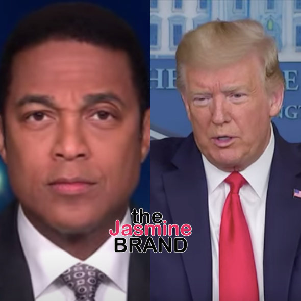 Don Lemon Calls Trump 'The Biggest Snowflake Of Them All' As He Lashes Out About President's Response To Violence On Capitol