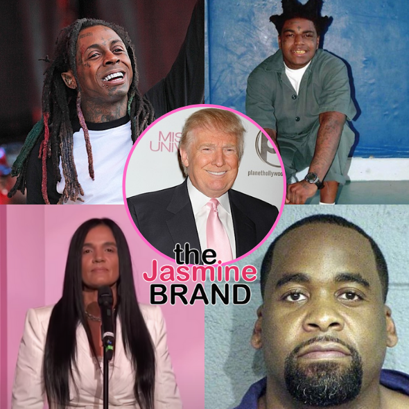 Trump Pardons Lil Wayne, Kodak Black, Roc Nation CEO Desiree Perez & Former Detroit Mayor Kwame Kilpatrick On Last Full Day In Office