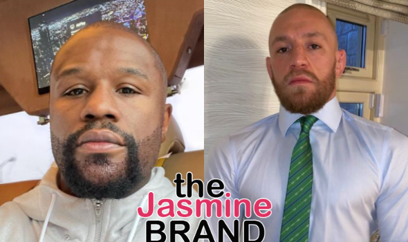 Floyd Mayweather Says 'Racism' Is The Reason He's 'Hated' & Fellow Boxer Conor McGregor Is 'Loved'