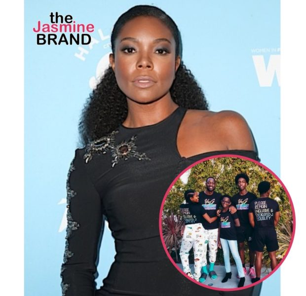 Gabrielle Union & Dwyane Wade's Kids Wanted Her To Quit Acting & Be A Stay-At-Home Mom: Dad Is Rich!