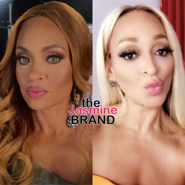 Gizelle Bryant Calls Karen Huger A '100% Stalker', Alleges Karen Leaked Her Address + Karen Reacts