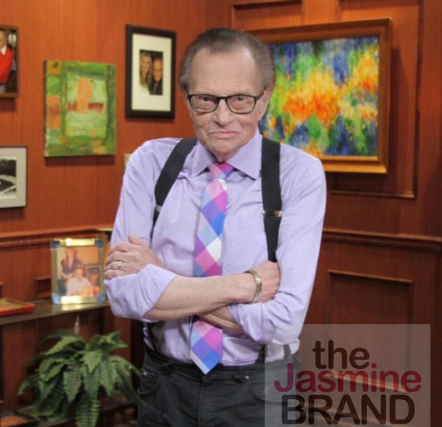 Larry King Out Of ICU Amid COVID-19 Battle